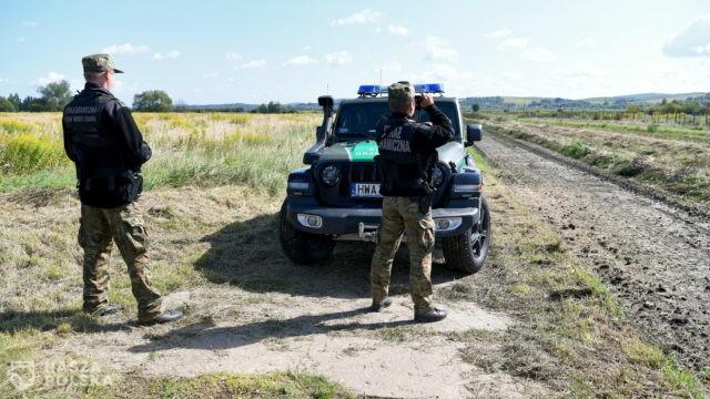Kamiński: trwa napór na naszą granicę; ponad 450 prób przekroczenia granicy w okresie stanu wyjątkowego