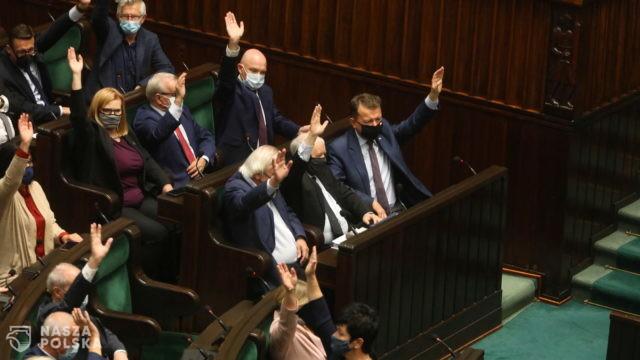 Sejm nie uchylił rozporządzenia prezydenta o wprowadzeniu stanu wyjątkowego