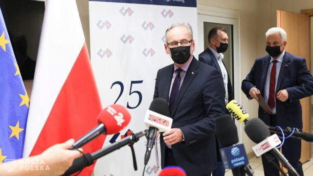 Niedzielski: spotkanie premiera z protestującymi medykami jest przewidywane