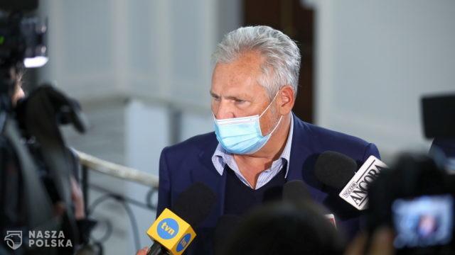 Kwaśniewski na spotkaniu w Sejmie: zbrodnia w Babim Jarze nie została właściwie upamiętniona