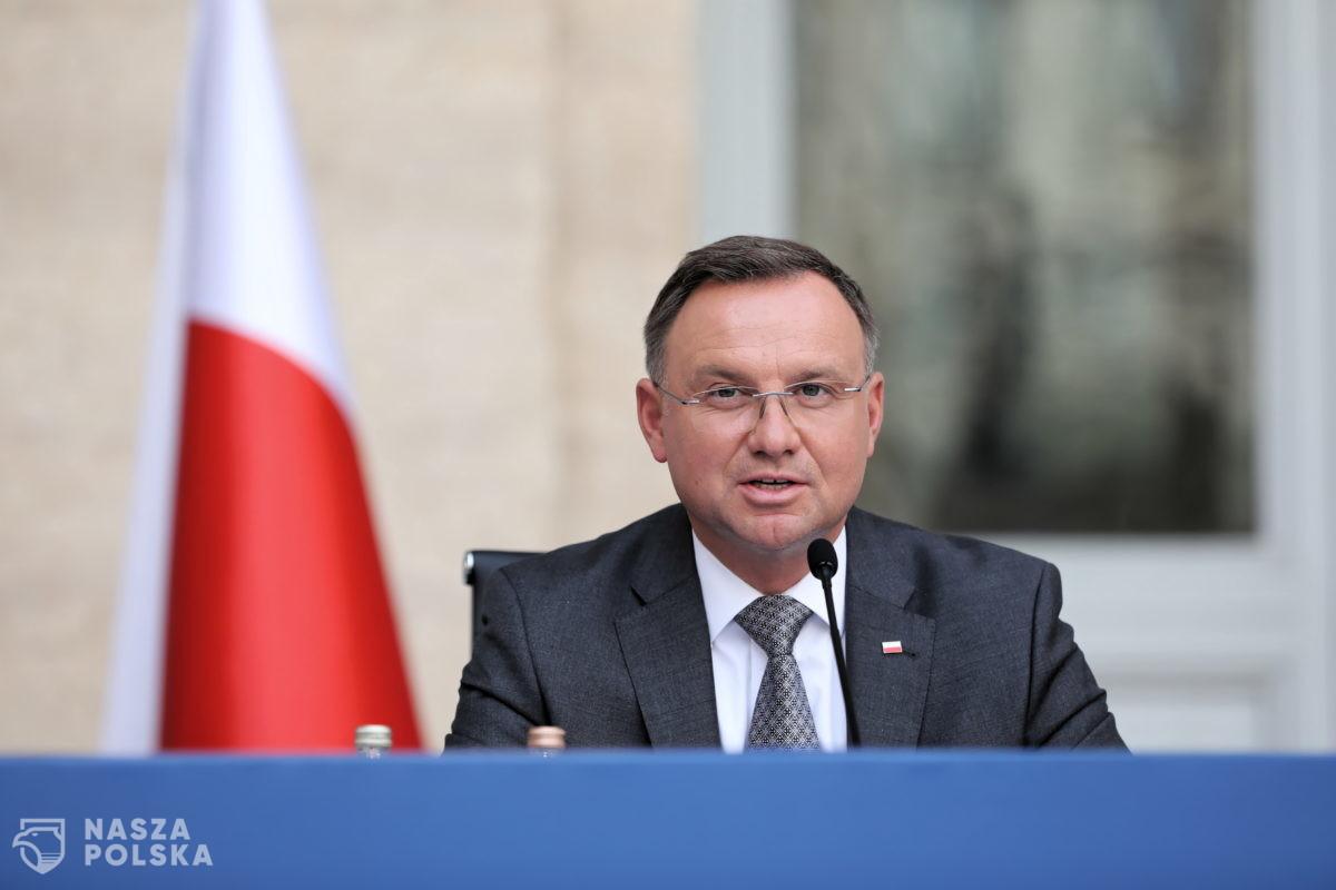 Prezydent wystąpi do Sejmu o zgodę na przedłużenie stanu wyjątkowego