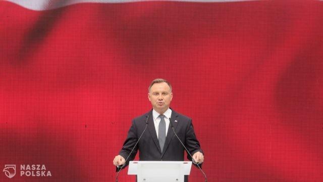 Prezydent RP: poświęcenie tworzących Polskie Państwo Podziemne nie zostanie zapomniane
