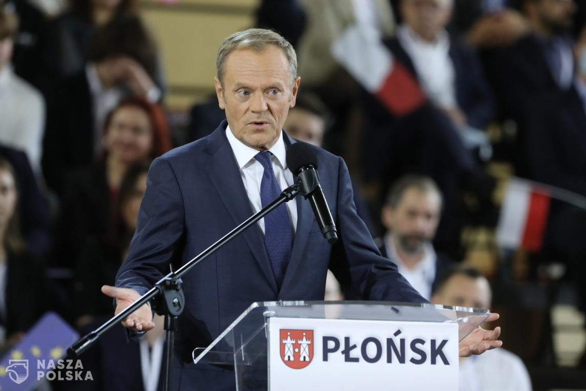 Politycy o propozycji Tuska: ważna, można rozważyć, teatr polityczny, niepotrzebna