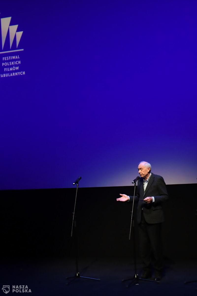 46. Festiwal Polskich Filmów Fabularnych w Gdyni oficjalnie otwarty