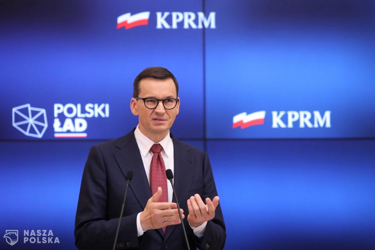 Morawiecki: nie wyłączymy Turowa, decyzja o karze nieproporcjonalna