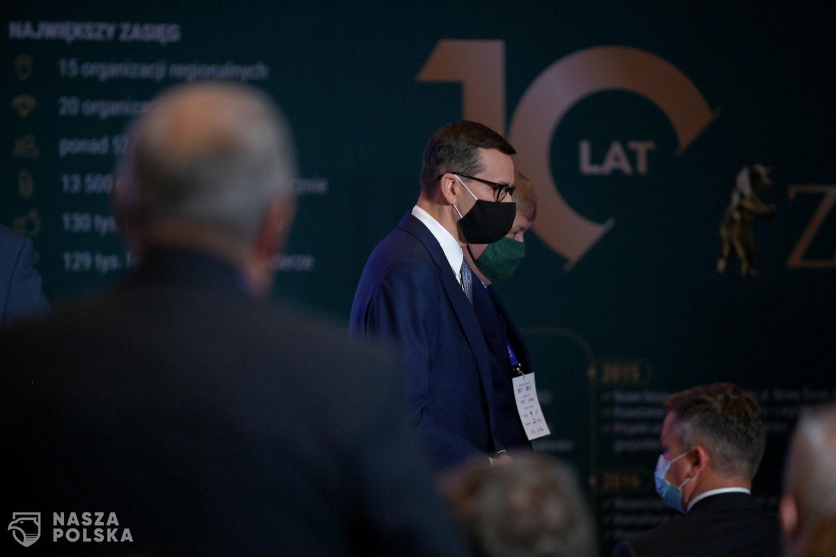Premier: nie można haratać w gałę, gdy gospodarkę niszczą mafie VATowskie