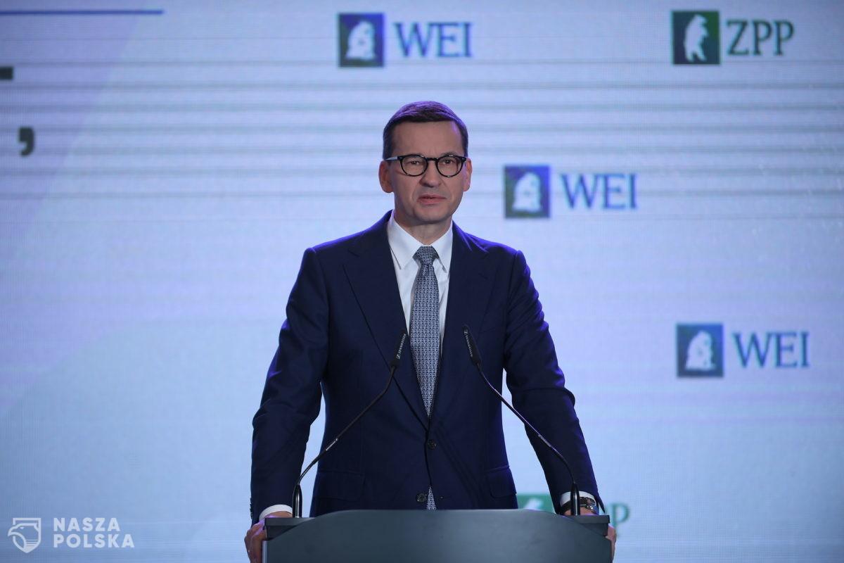 Premier: bezpieczeństwo Polaków jest dla nas najważniejsze, dlatego od lat konsekwentnie inwestujemy w polskie służby