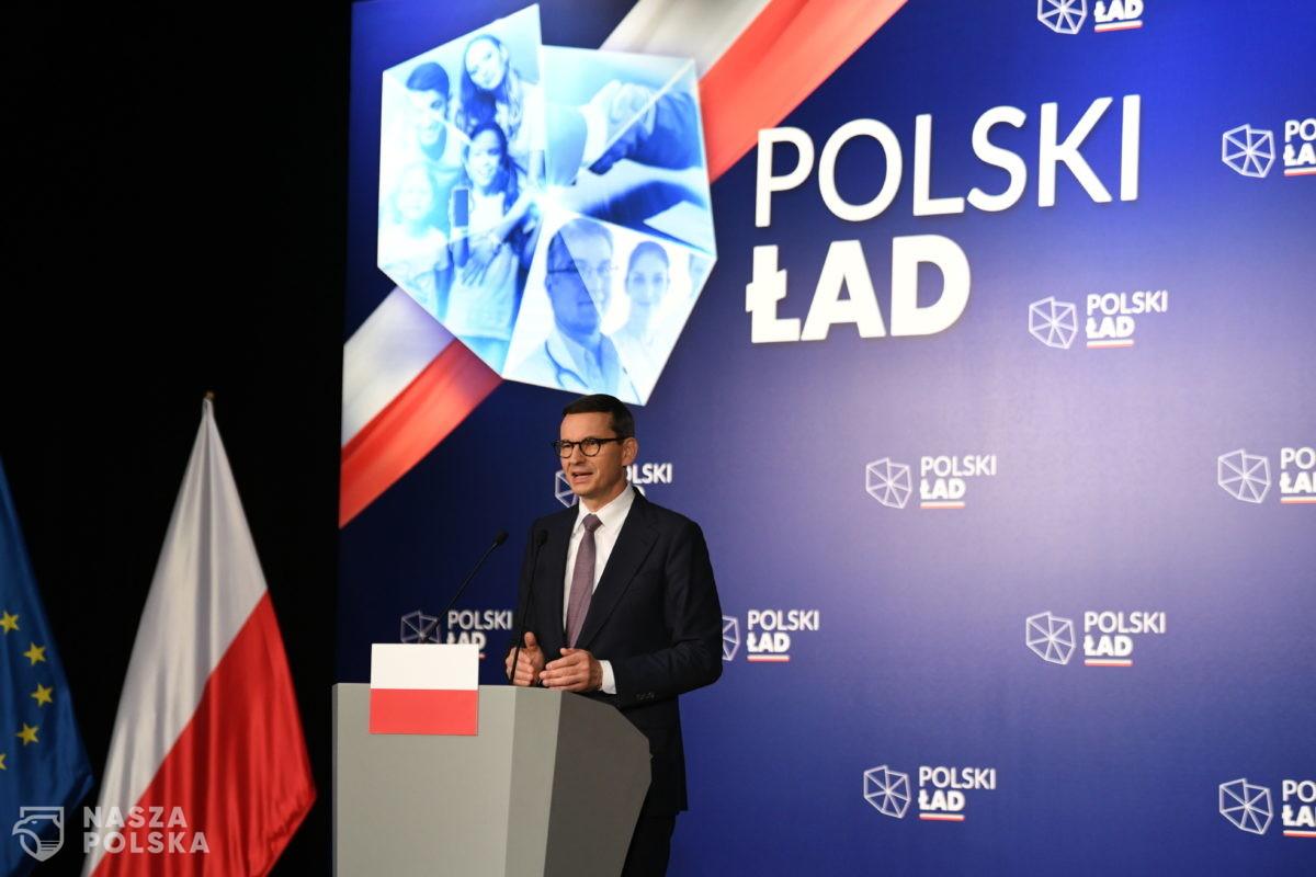 Morawiecki: nasza polityka ma spełniać marzenia wszystkich Polaków