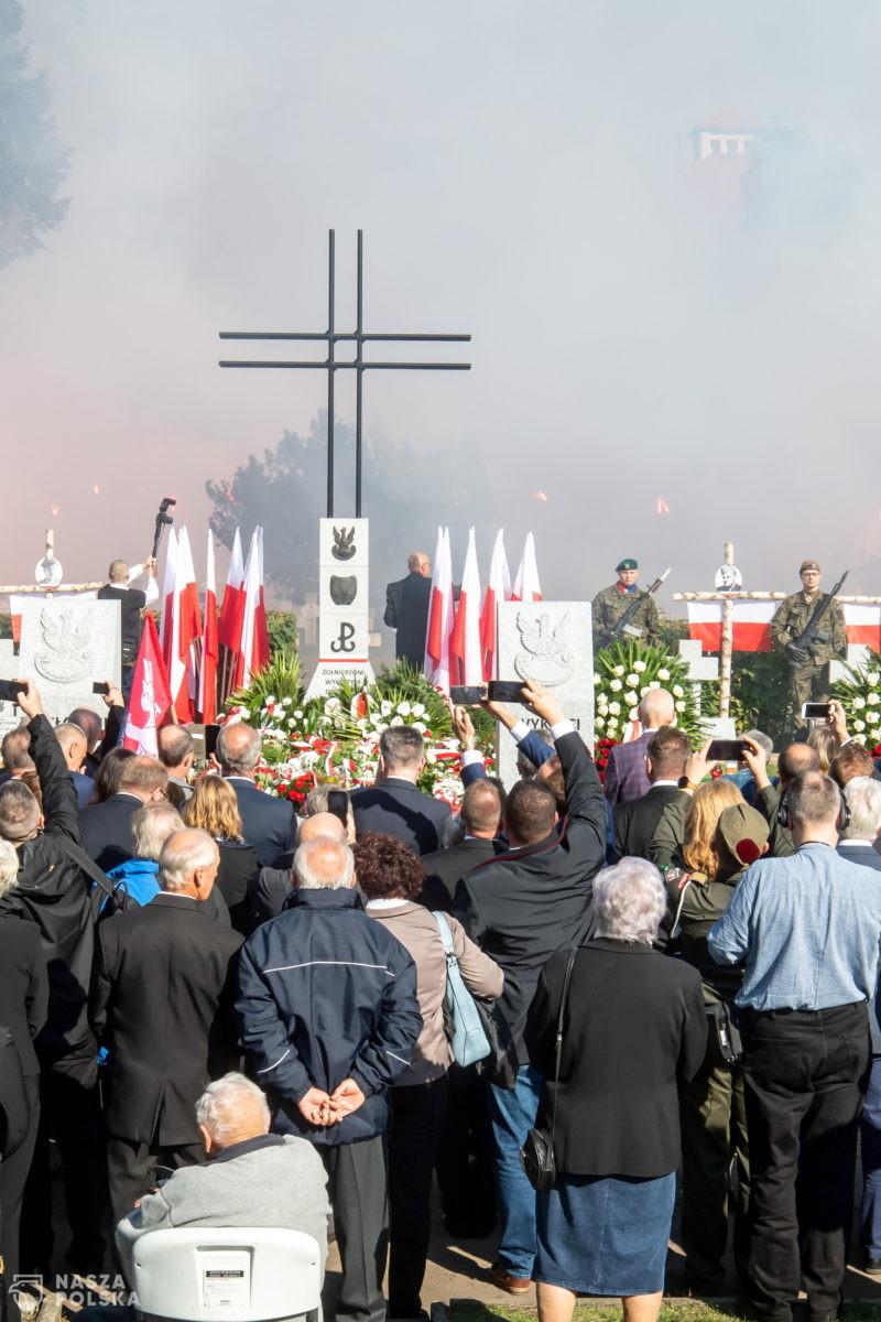 Bydgoszcz/ Pochowano pięciu straconych bohaterów podziemia antykomunistycznego