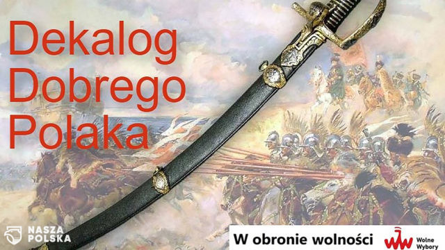 Dekalog Dobrego Polaka na I Forum Nowej Polski