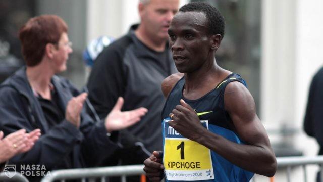 Dwukrotny mistrz olimpijski w maratonie Kipchoge zdradza kulisy sukcesów
