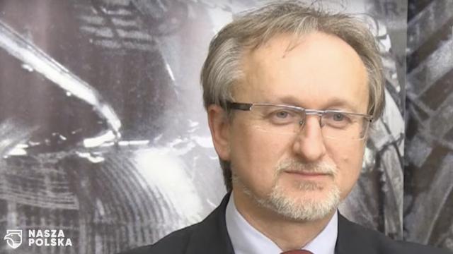 Najgebauer: Będą przepychanki, straszenie, ale nie wojna