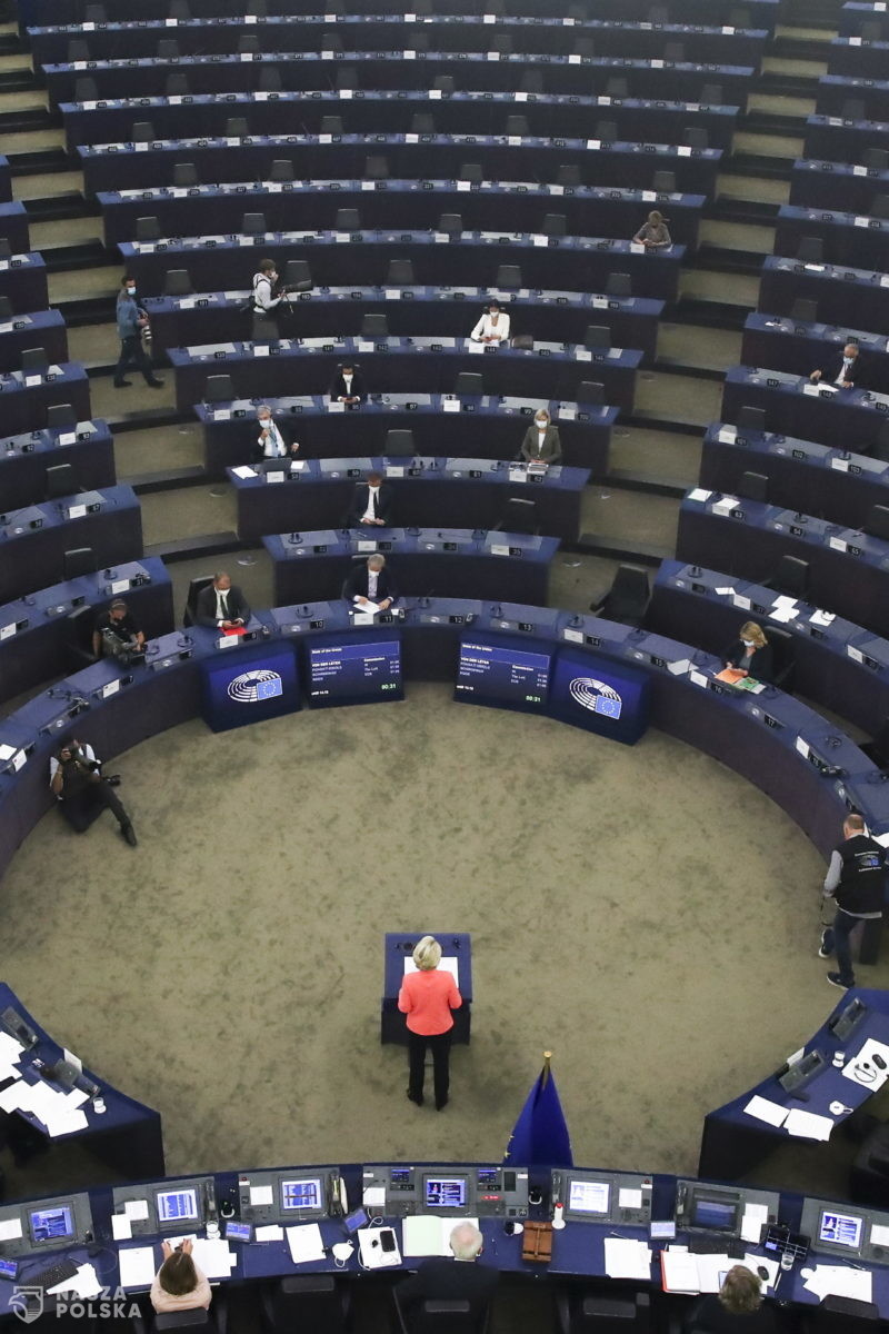Brudziński: nie wyobrażam sobie, żeby nas w UE miało nie być
