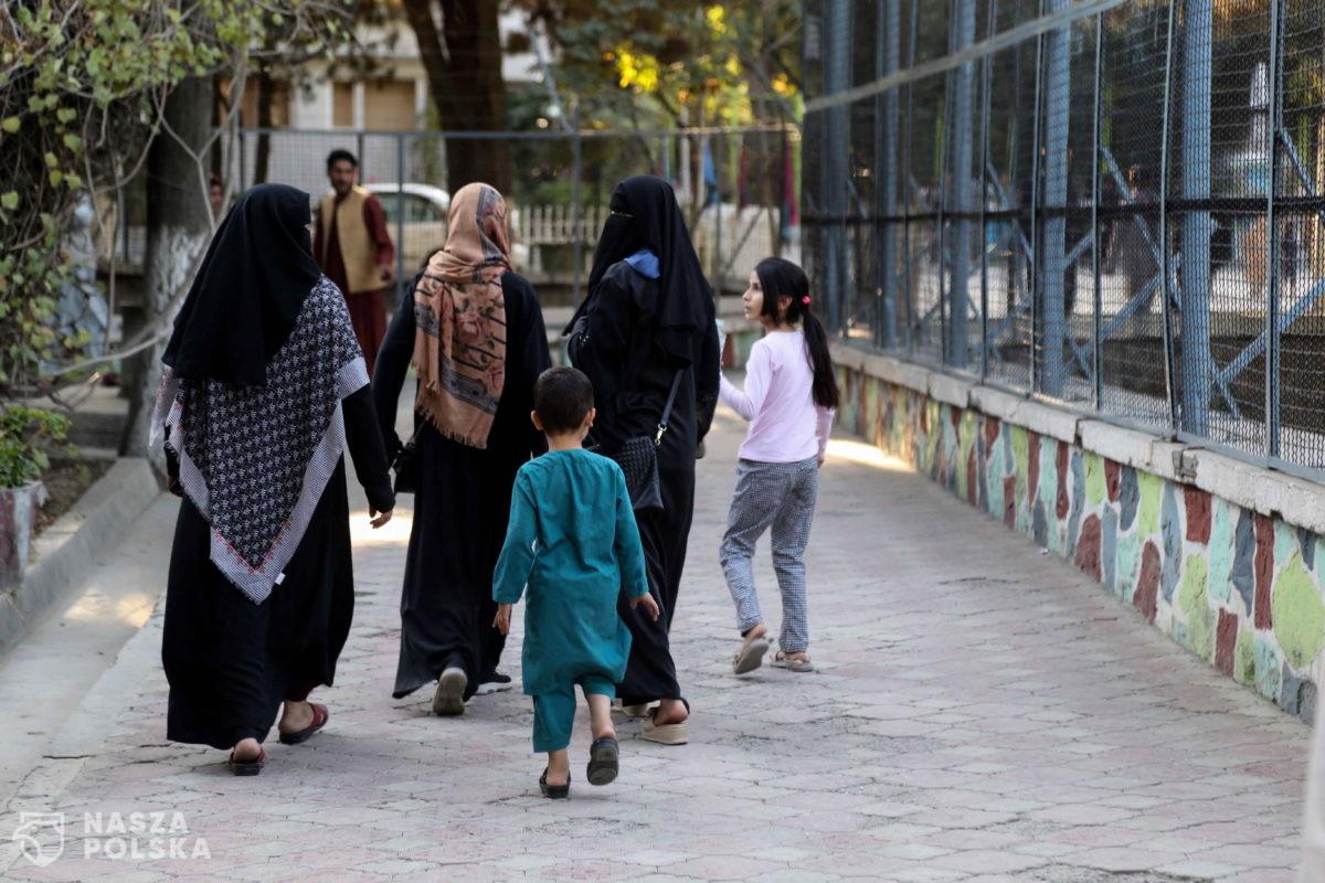 Talibowie w Afganistanie otwierają szkoły średnie, ale wyłącznie dla chłopców