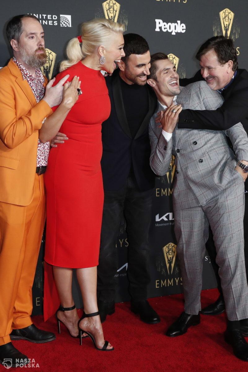 """USA/ """"The Crown"""" króluje podczas 73. edycji nagród Emmy"""
