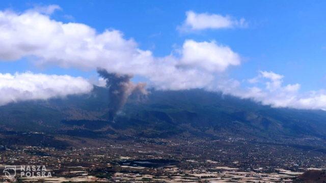 Hiszpania/ Wybuchł wulkan na wyspie La Palma, trwa ewakuacja ludności