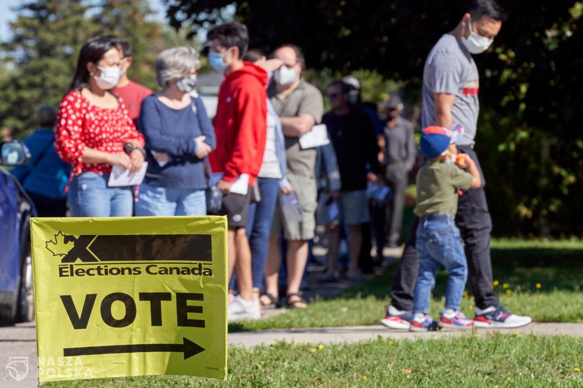 Kanada/ Wstępne wyniki: wybory parlamentarne wygrała lewica