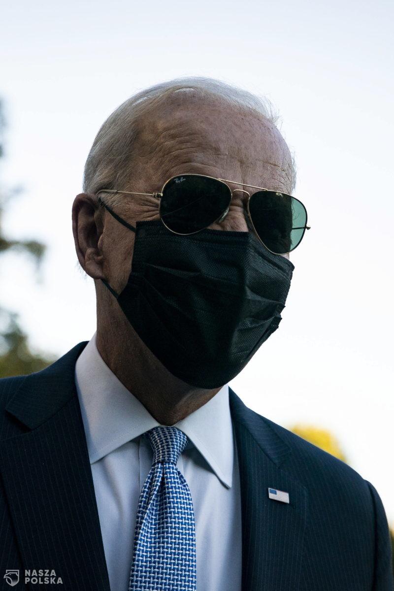 USA/ Biden zapowiedział, że przyjmie trzecią dawkę szczepionki