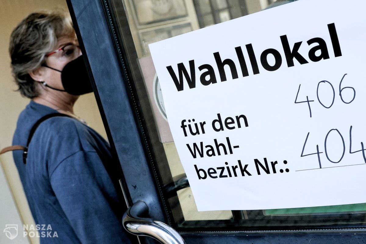 Niemcy/ Rozpoczęły się wybory do Bundestagu