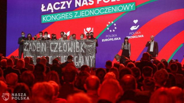 Włodzimierz Czarzasty i Robert Biedroń wybrani współprzewodniczącymi Nowej Lewicy