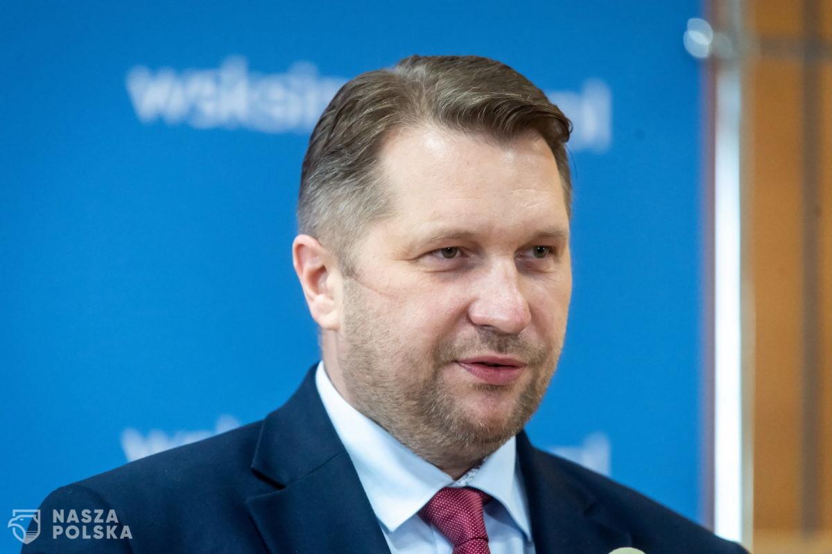 Czarnek: Podważanie legalności orzeczeń TK, to jest podważanie legalności państwa polskiego