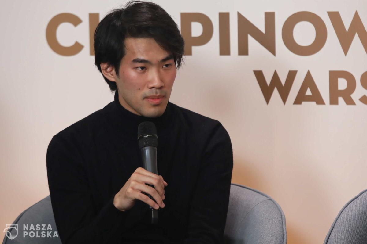 Bruce (Xiaoyu) Liu z Kanady zwycięzcą/zwyciężczynią XVIII Międzynarodowego Konkursu Pianistycznego im. Fryderyka Chopina