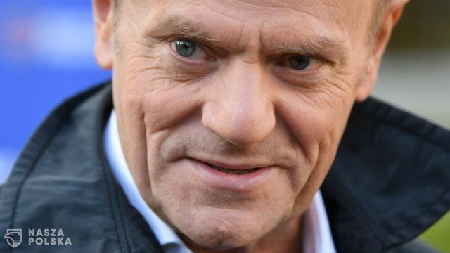 Donald Tusk wybrany na przewodniczącego PO