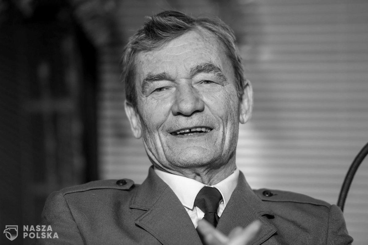 Nie żyje aktor Krzysztof Kiersznowski