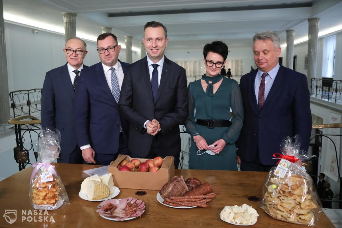 KP-PSL składa w Sejmie projekt o zerowym VAT na zdrową żywność