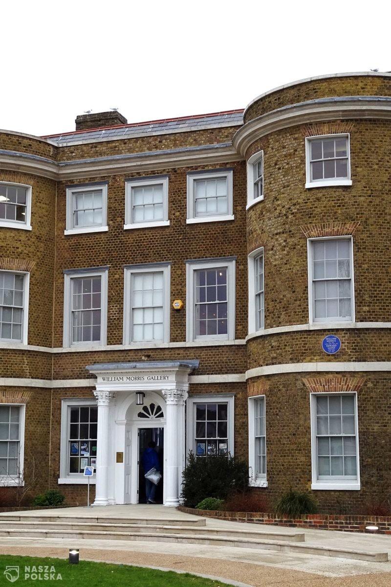 Wystawa dzieł młodopolskich artystów w William Morris Gallery w Londynie