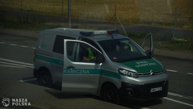 SG: w czwartek 633 próby nielegalnego przekroczenia granicy polsko-białoruskiej