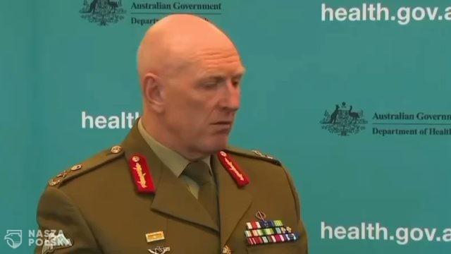 Australia/ Operacja COVID-19. Gen. Frewen: Wszyscy zostaną zaszczepieni do Bożego Narodzenia