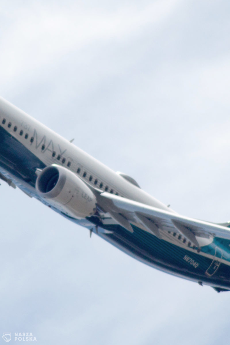 LOT złożył do sądu w Seattle w USA pozew przeciwko Boeingowi