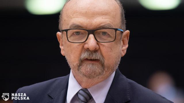 Legutko: nie boimy się europejskiego prawa, boimy się europejskiego bezprawia większości