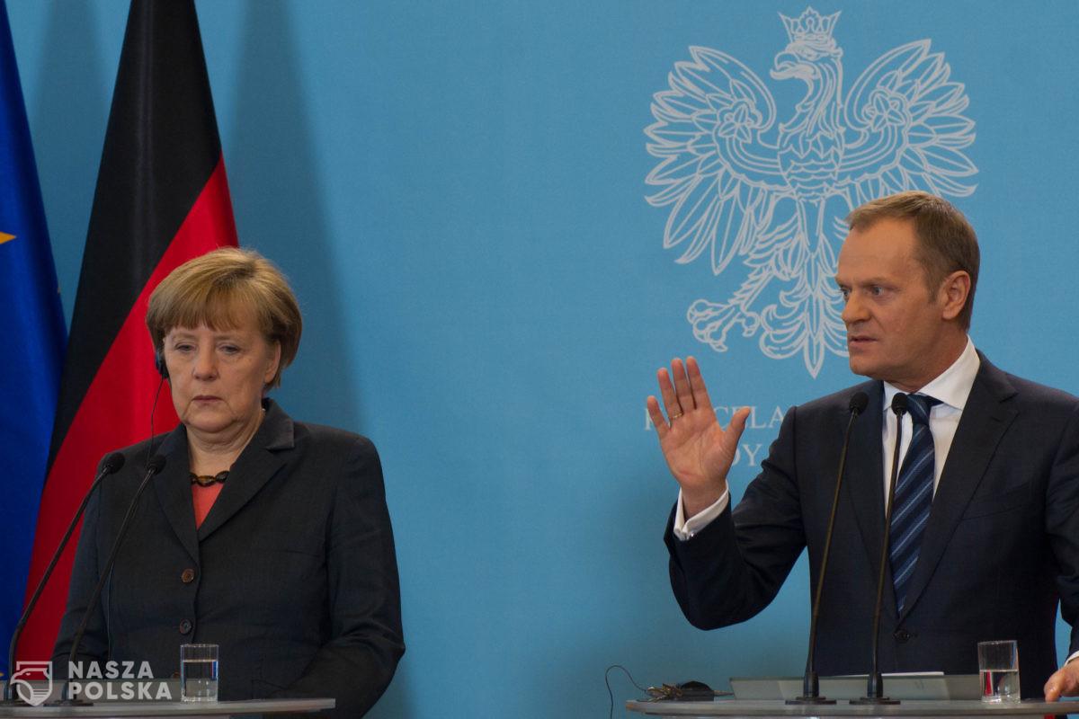 Tusk: Niech rządzi nami Bruksela, czyli Berlin