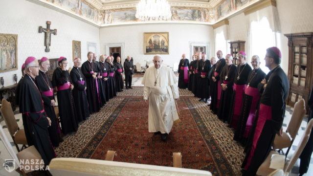 Rzym/ Rozpoczęła się wizyta ad limina apostolorum polskich biskupów