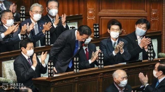 Japonia/ Fumio Kishida został nowym premierem