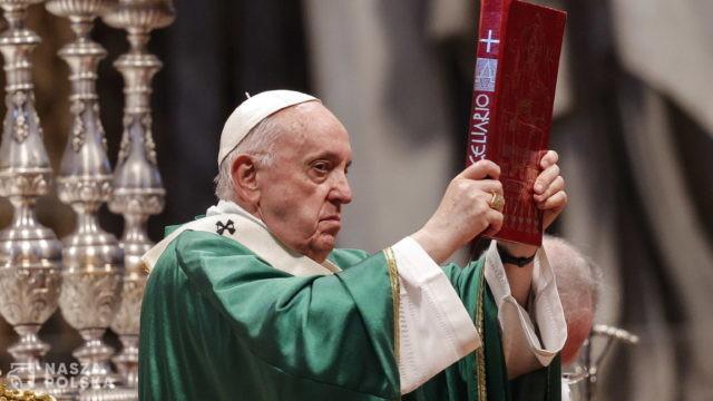 """Papież tłumaczy, co to jest synod: """"Duch Święty prosi nas, abyśmy się wsłuchiwali"""""""