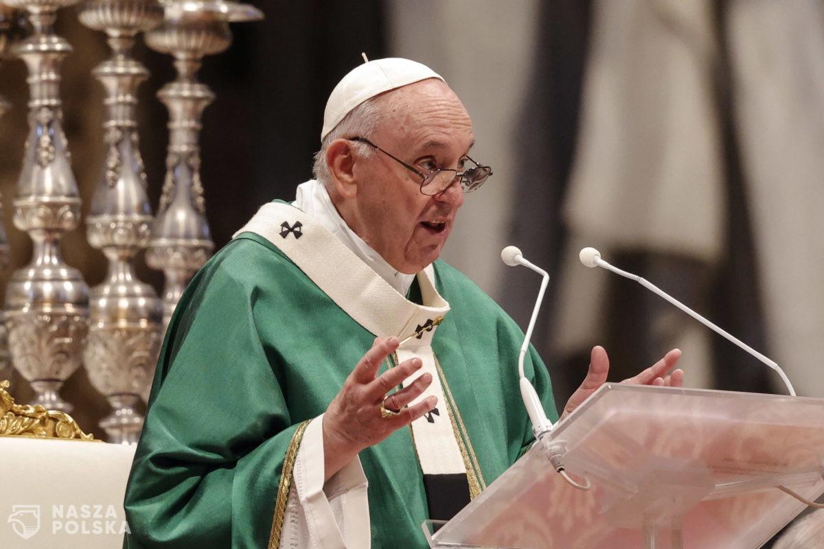 Papież Franciszek: wiara nie jest obowiązkiem ani monetą przetargową