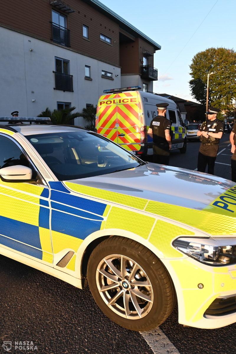 W. Brytania/ Policja uznała zabójstwo posła Davida Amessa za akt terroru