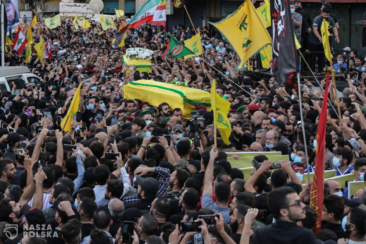 Liban/ Zatrzymano 19 osób w związku z czwartkowymi starciami zbrojnymi w Bejrucie
