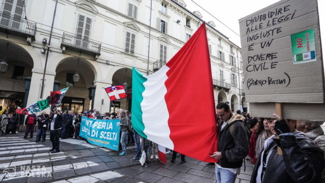 Włochy/ Pomoce domowe i opiekunowie osób starszych nie mogą pracować bez przepustki Covid-19