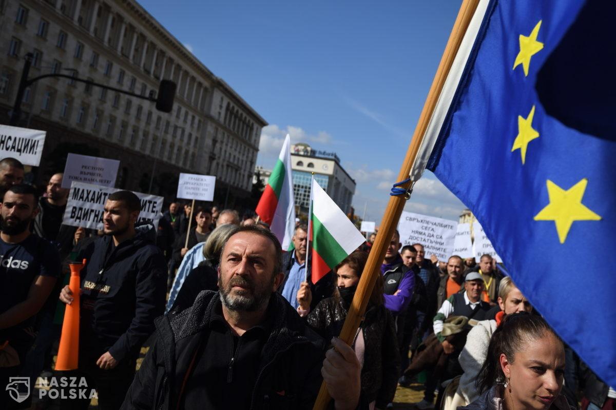Bułgaria/ W kilku miastach protesty przeciwko przepustce Covid-19
