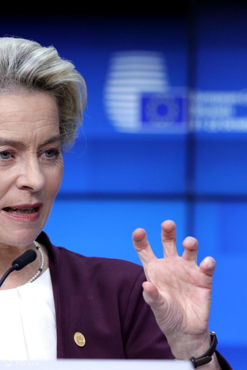 Szefowa KE: oczekujemy, że Polska wdroży orzeczenie Trybunału Sprawiedliwości UE