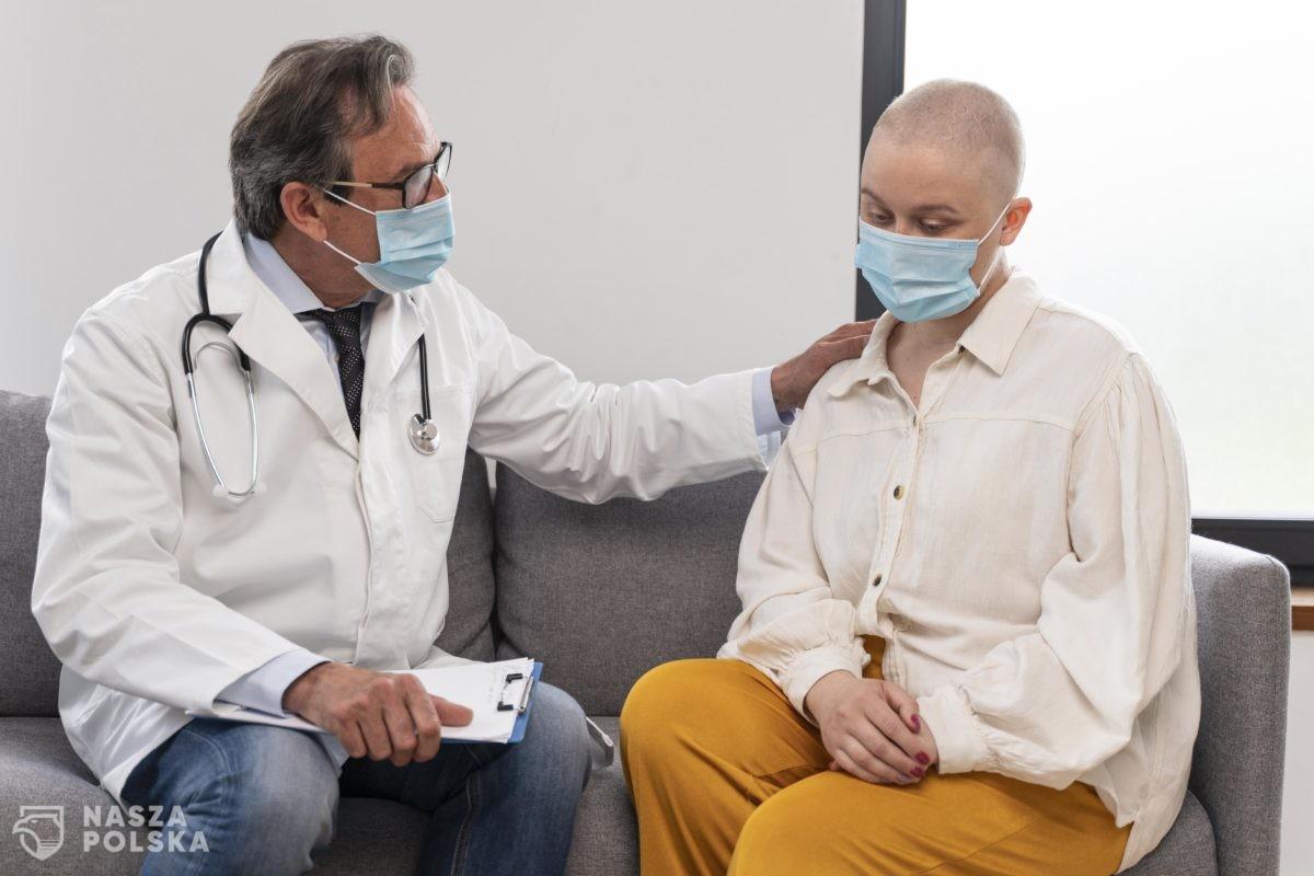 Mężczyźni też chorują na raka piersi